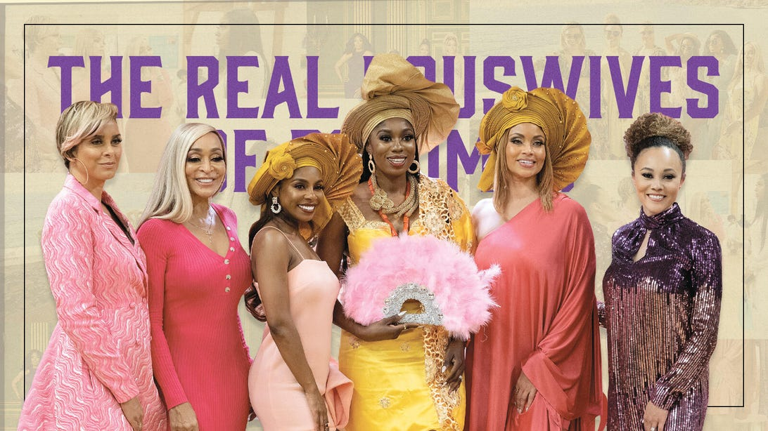The Real Housewives of Potomac for 100 Best Shows