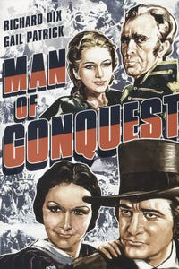 Man of Conquest as John Hoskins