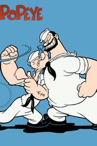 Popeye Cartoon