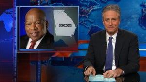 The Daily Show With Jon Stewart, Season 20 Episode 72 image