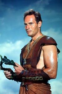 Charlton Heston as Hugh