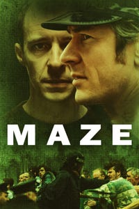 Maze as Larry Marley