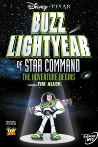 Buzz Lightyear of Star Command: The Adventure Begins as Commander Nebula