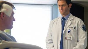 Steven Pasquale Explores His Dark Side on NBC's Do No Harm
