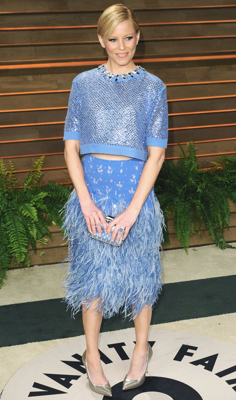 Elizabeth Banks - 2014 Vanity Fair Oscar Pary in West Hollywood, California, March 2, 2014