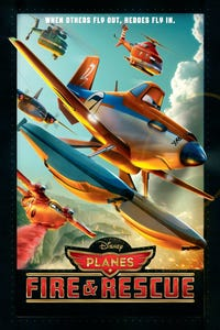Planes: Fire & Rescue as Brent Mustangburger