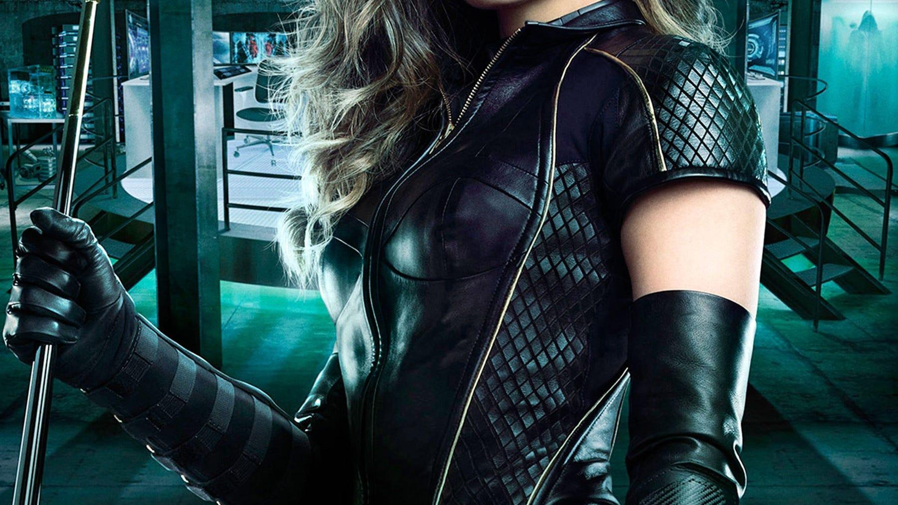 Juliana Harkavy, Arrow