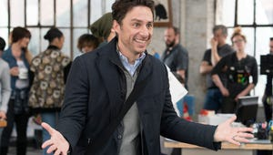 Watch Trailers for Zach Braff's Alex, Inc. and ABC's New Fall Shows