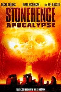 Stonehenge Apocalypse as Jacob