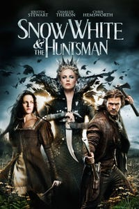 Snow White and the Huntsman as Snow White
