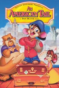 An American Tail as Tony Toponi