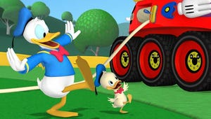 Video Exclusive: Happy Birthday Donald Duck!