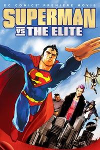 Superman vs. The Elite as Superman/Clark Kent