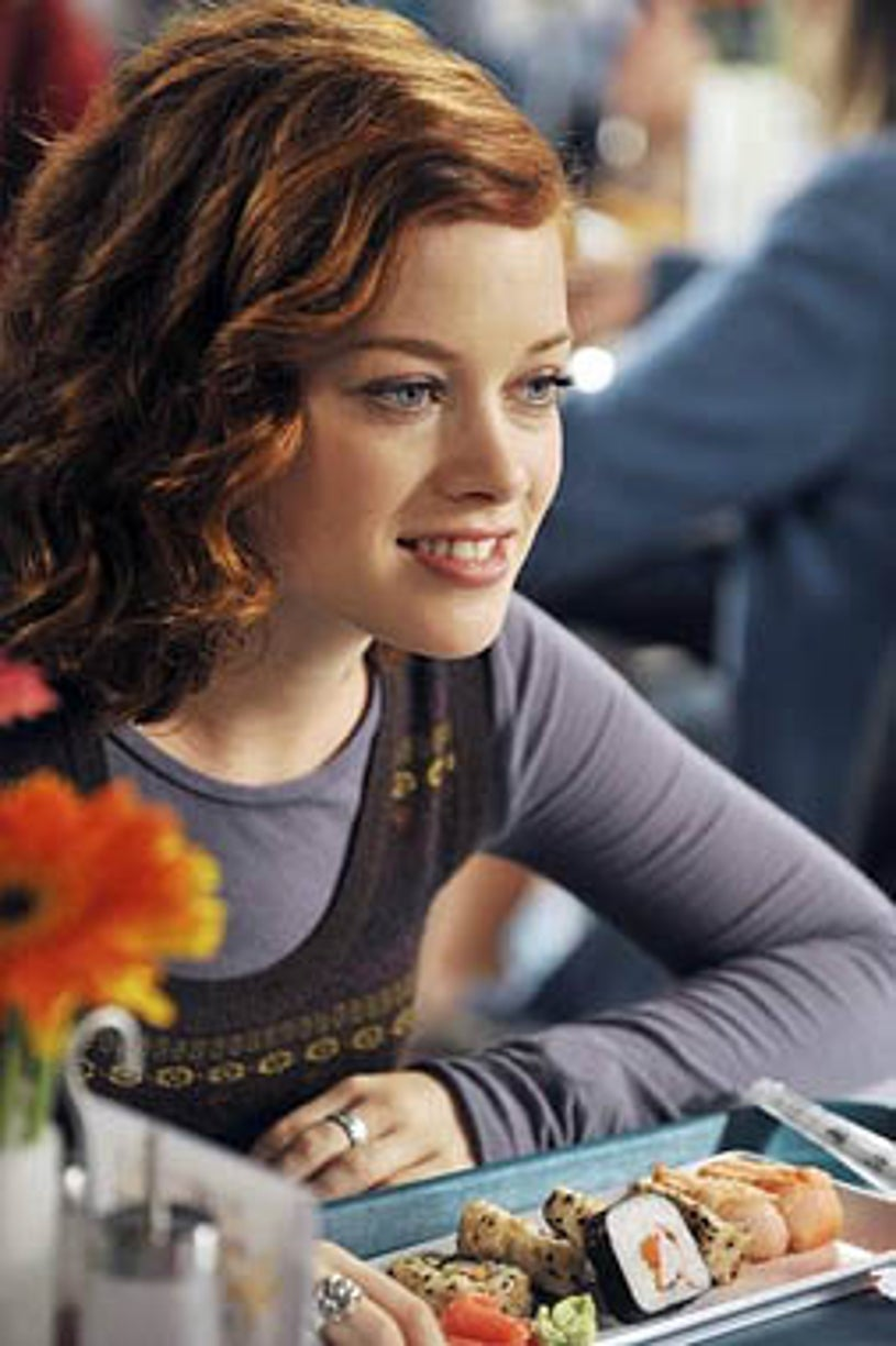 """Suburgatory - Season 1 - """"Out in the Burbs"""" - Jane Levy"""