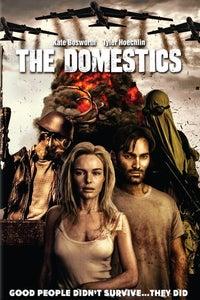 The Domestics as Nathan Wood