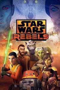 Star Wars Rebels as Kanan