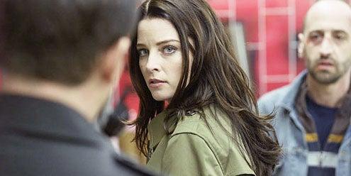 "Continuum - Season 2 - ""Second Listen"" - Rachel Nichols"