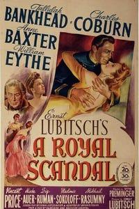A Royal Scandal as Marquis de Fleury