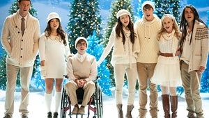 Glee: A Few of Our Favorite Things From This Year's Christmas Episode