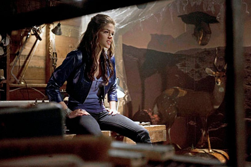 """Cult - Season 1 - """"The Devil You Know"""" -Marie Avgeropoulos"""