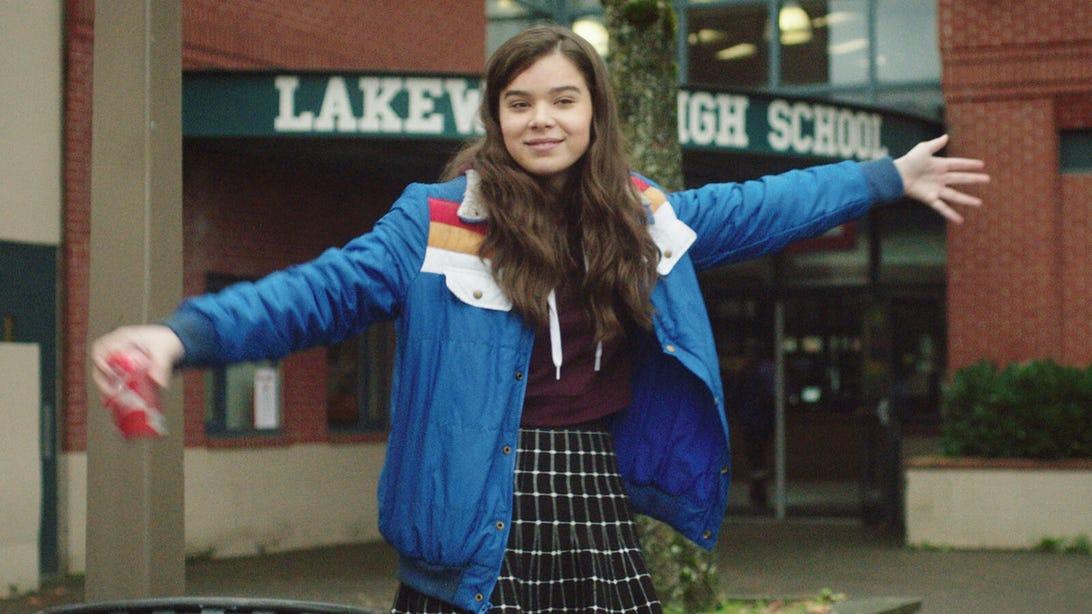Hailee Steinfeld, Edge of Seventeen