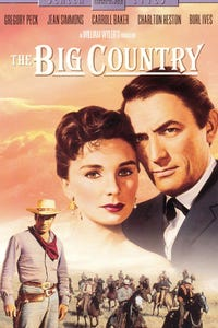 The Big Country as Buck Hannassey
