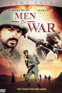Men in War as Korean Sniper