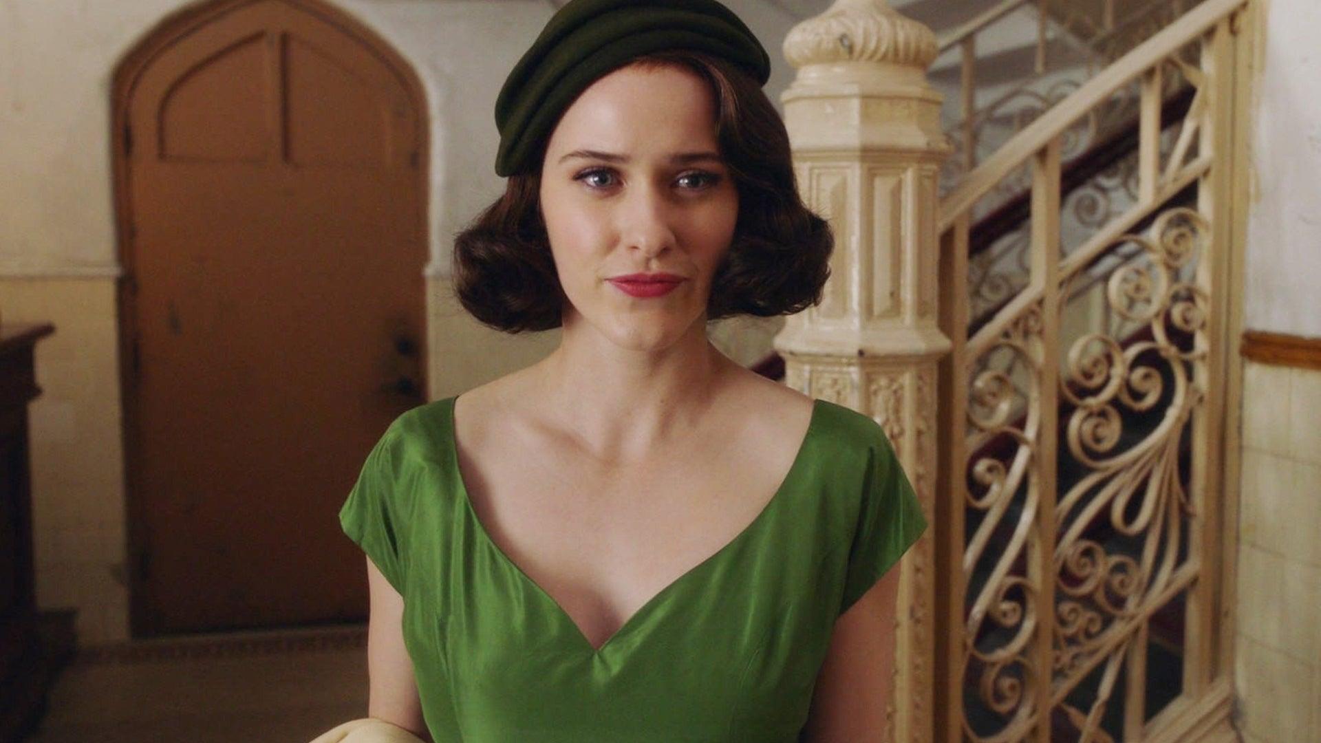 Rachel Brosnahan, The Marvelous Mrs. Maisel