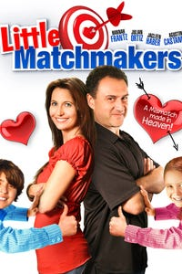 The Little Match Makers as The Waiter