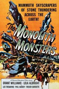 The Monolith Monsters as Dr. Steve Hendricks