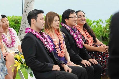 "Hawaii Five-0 - Season 2 - ""Alaheo Pau'ole"" - Masi Oka, Lauren German"