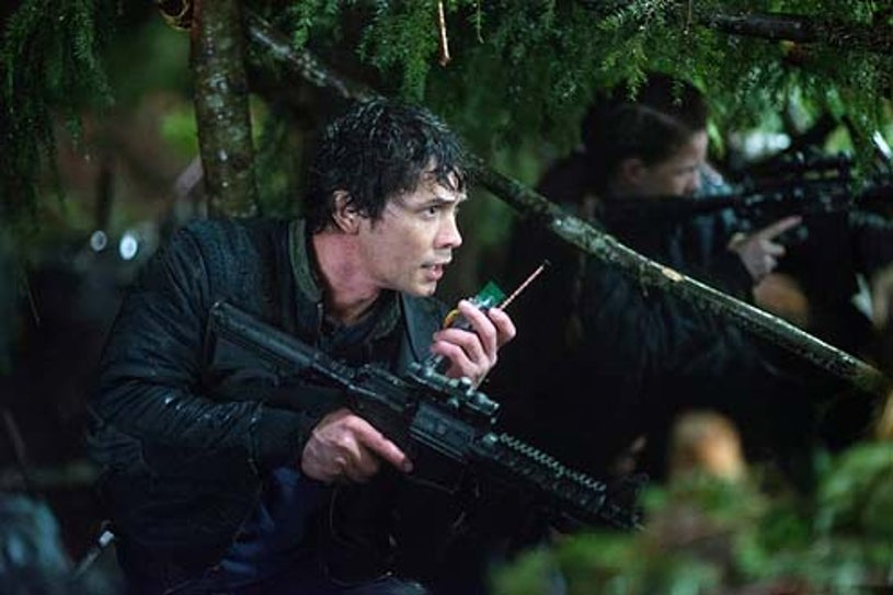 """The 100 - Season 1 - """"We Are Grounders - Part 2"""" - Bob Morley"""