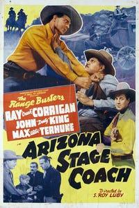 Arizona Stagecoach as Sheriff Denver