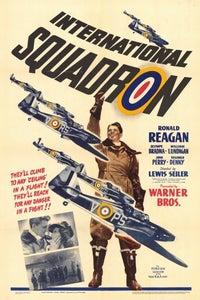 International Squadron as Process Server