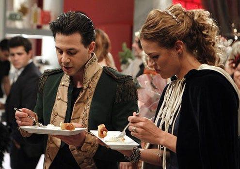 Top Chef: Just Desserts - Dannielle Kyrillos and Johnny Iuzzini