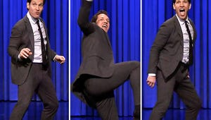 Top Moments: Paul Rudd Is the Lip-Sync King, The Americans' Compromising Position