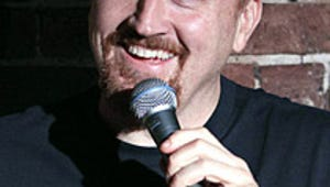 """Louis C.K. on His New Show: """"It's Like Being a Dictator"""""""