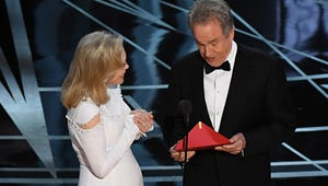 Warren Beatty and Faye Dunaway Are Getting an Oscars Do-Over