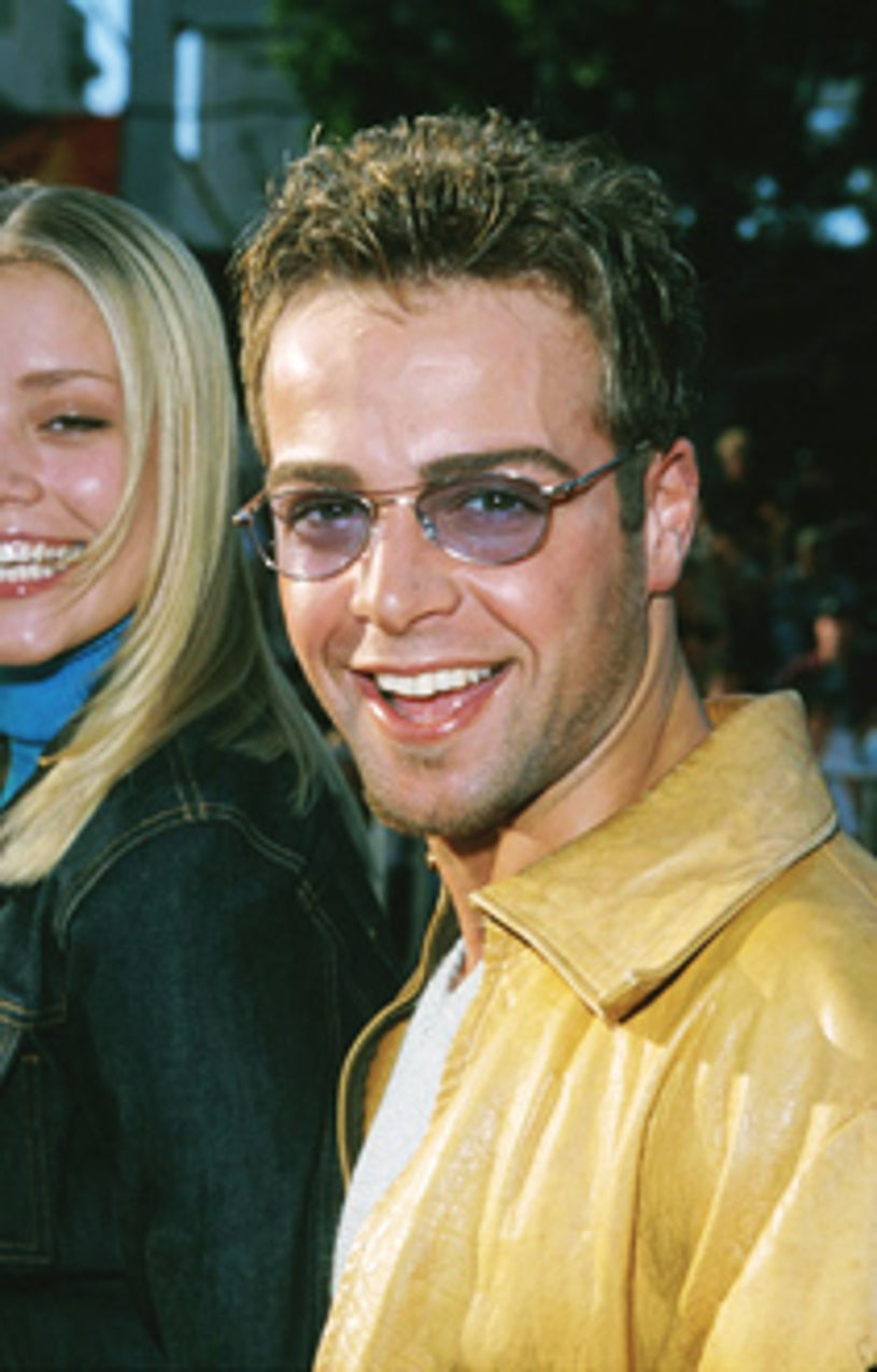 """Joey Lawrence - """"Mission Impossible 2"""" premiere, May 2000"""