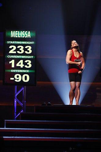 The Biggest Loser - Season 9 - Melissa Morgan