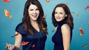 The Gilmore Girls Revival Gets Festive with Four New Seasonal Posters