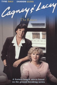 Cagney & Lacey: The Return as Victor Isbecki