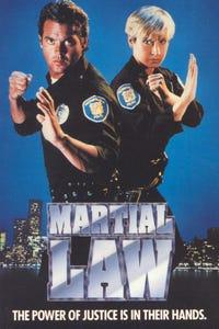 Martial Law as Billie Blake