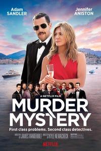 Murder Mystery as Nick Spitz