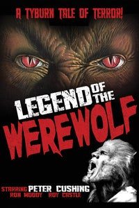 Legend of the Werewolf as Professor Paul