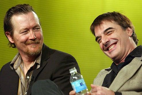 "Robert Patrick and Chris Noth - Turner Presentation of  a TNT Original Film, ""Bad Apple"""