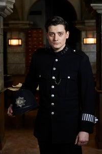 Aneurin Barnard as Robbie Hayman