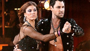 "Hope Solo: Maksim Chmerkovskiy ""Slapped Me"" on Dancing with the Stars"