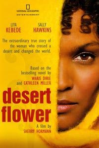 Desert Flower as Marylin