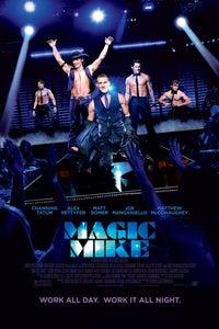 Magic Mike as Magic Mike
